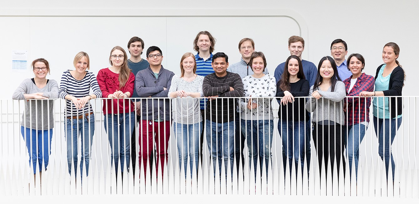 Schmidt Supprian Research Group